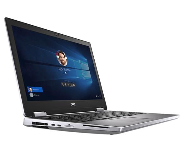Dell Precision 7540 Vỏ nhôm [Core i9-9880H/ Ddram4 8GB/ SSD 256Gb/ VGA 4Gb Nvidia Quadpro T1000/ 15.6