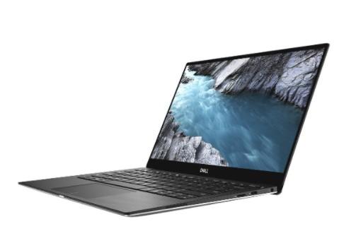 Dell XPS 13 9380 (Silver) [Intel Core™ i5-8365U/ LPDDR3 8Gb/ SSD 128Gb/ 13.3